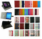 Universal Wallet Case Cover fits Ainol NOVO8 Mini 7.85 Inch Tablet