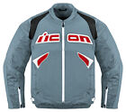 Icon Sanctuary Mens Jacket Gray