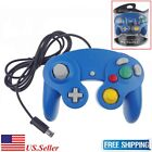 Купить NEW Shock Game Controller Pad for Nintendo Gamecube NGC Wii Multiple Colors