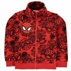 SPIDERMAN:NEW FULL ZIP FLEECE, 5/6,7/8YR,NEW WITH TAGS
