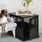 Casual Home Pet Crate End Table