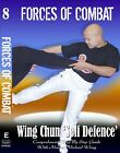Forces Of Combat 8 Wing Chung Self Defence Martial DVD NEW