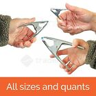 Strong Metal Market Stall Spring Clamps Clips for Clamping Tarpaulins Camping