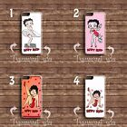 BETTY BOOP CARTOON Hard Phone Case Cover for iPhone 6s 7 7 Plus 5 5s $12.99 USD
