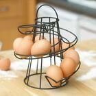 Kitchen Spiral Helter Skelter Egg Holder Stand Rack Storage Holds up to 18 Eggs