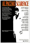 Scarface Poster Print Borderless Stunning Vibrant Sizes A1 A2 A3 A4