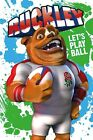New England Rugby Ruckley, Let's Play Ball Poster