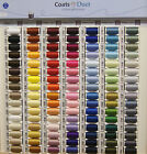 Coats Duet Sewing Thread | 100% Polyester | 100M | GREENS |