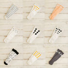 Fashion Baby Toddlers Kids Soft Cotton Knee High Socks Stockings for 0-6 yearsOZ