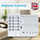 1/2/3/4/5 Remote Control Socket Wireless Switch Mains UK Plug AC Power Outlet UK