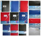 Home Office Business Student School STATIONERY RANGE Folders Files RBB {Anker}