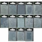 "Darice 4.25"" x 5.75"" Embossing Folders (A thru D) - Choose Style"