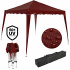 Side Panel or Gazebo 3x3m Pop Up Marquee or Tent Panels Awning Outdoor Party