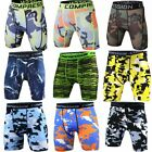 New Hot Sports Apparel Skin Tights Compression Base Men's Running Gym Shorts Lot