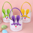 Easter Oval Rabbit Shape Gift Candy Bag Creative Present For Kids Levert
