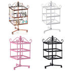 96 Holes Metal Earrings Ear Stud Jewelry Stand Holder Show Rack Hanger Organizer
