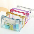 Transparent Organizer Wash Cosmetic Toiletry Bag Waterproof Travel Makeup Pouch