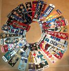 All 32 NFL Nintendo Wii U Remote Dual Image Holographic Skin Covers - Pick Team