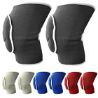 Knee Caps Pads Protector Padded Brace Support Guards Cycling MMA Boxing Training