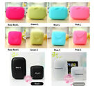 Bathroom Shower Travel Hiking Soap Box Dish Plate Holder Case Container Set OK