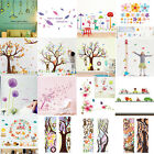 DIY Room Nursery Wall Sticker Decal Removable Mural Decals Vinyl Art Home Decor