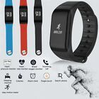 SP-F1 Smart Watch Blood Pressure Heart Rate Monitor Fitness Sports Bracelet Band