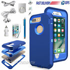 iPhone 7 / 7 Plus Case Cover Protective Hybrid Rugged Shockproof Rubber Hard
