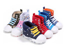 Baby Camouflage Crib Shoes Toddler Boy Girl Pre Walker High Top Sneakers 0-18 M
