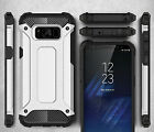 For Samsung Galaxy S8 Plus - Hybrid Hard&Soft TPU Rugged Protective Case Cover