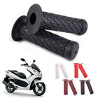 "7/8"" 22mm Fit for Bike Bicycle Motorcycle ATV Rubber Hand Grip Vintage Handlebar"