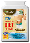 T5 Thermogenic Diet Blend 10:1 Extract 5000mg Weight loss, Fat Burner Diet Pills