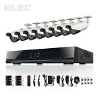 ELEC 8CH HDMI CCTV DVR 700TVL Surveillance Security Cameras System 500GB/1TB HDD