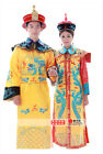 Chinese Traditional Ancient Costume Emperor & Empress Dramaturgic Robe Dress