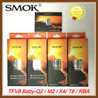 Authentic SMOK TFV8 Baby Coils V8 Q2 M2 X4 T8 RBA for TFV8 Big Baby Beast Tank