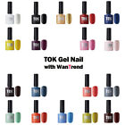 TOK Gel Nail Polish Sock-Off Professional Collection Nail Art With LED Curing 18