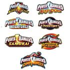 POWER RANGERS Birthday Party Range - Tableware Supplies & Decorations