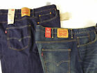 Levi Strauss Levi's # 569 Loose Straight Fit Denim Shorts Dark or Faded Blue NWT