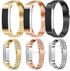 5 Bands Stainless Steel Strap Watch Band For Fitbit Alta Smart Watch