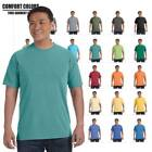 Comfort Colors Men's Short Sleeves Ringspun Garment Dyed S-3XL T-Shirt MC1717