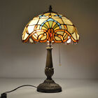 Tiffany Book Lights Stained Glass Desk Lamp Table Fixture for Sweet Home Bedside