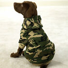 Casual Canine Camo Green, Pink Hoodie Different Sizes - Free Shipping