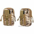 Outdoor Waterproof Tactical Military Hiking Camp Phone Pocket Waist Fanny Bags