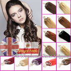 Ombre Balayage Micro Ring Beads Loop Tip Remy Human Hair Extensions 100S 200S UK