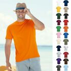 10 x Fruit of the loom Herren T-Shirt Valueweight Shirts Value Größe S-5XL