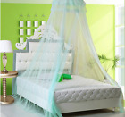 Four Colors Round Lace Curtain Dome Bed Canopy Netting Princess Mosquito Net HOT