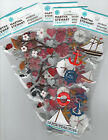 Martha Stewart STICKERS~Several varieties to choose from! Fast Ship!