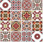 Mosaic Stickers Transfers for 150mm x 150mm / 6 Inch Kitchen Bathroom Tiles C11