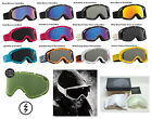 NEW Electric Rig.5 mens womens ski snowboard goggles + lens Msrp$160