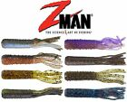 "Z MAN TRD TUBEZ,  2.75"",  6 PER PACK, NEW, CHOICE OF COLORS"