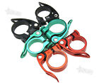 31.8/34.9mm Quick Release Seat Post Clamp Road Mountain Bike Cycling Seat Alloy